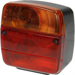 1400-680300 W18U LAMPA TYLNA W18V PRZYCZEPKA