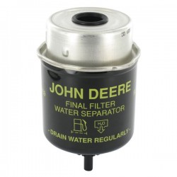 RE537159 Filtr paliwa, oryginał John Deere