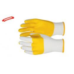 Rękawice poliestrowe S-47428 GRIP STALCO ROZMIAR 10