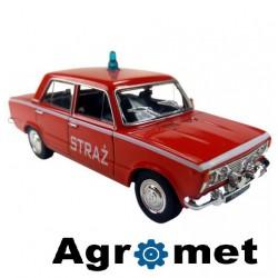 ZABAWKA FIAT 126P STRAŻ KOLEKCJA PRL 62790043