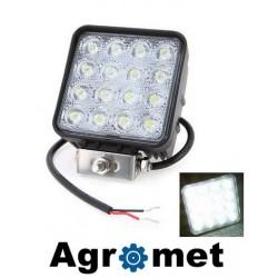 LAMPA ROBOCZA KWADRAT LED 110X110 3303
