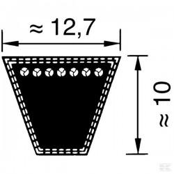 SPA1175 Pas klinowy SPA, 1175 mm