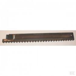 26502723Z Nóż wycinaka kiszonek pasuje do Strautmann, 760 X 95 X 4 FI 12,5 265-02.723