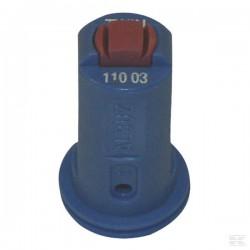 AVITWIN11003, AVI TWIN 11003, 11003 Dysza wtryskiwacza AVI TWIN 110° niebieska, ceramiczna
