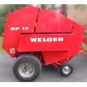 Prasa rolująca Welger